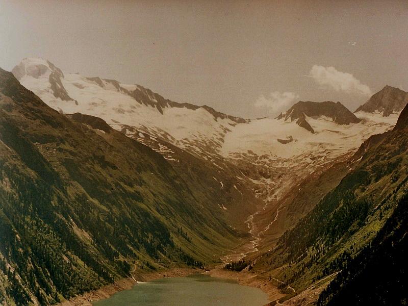 Großer Möseler i jezioro zaporowe