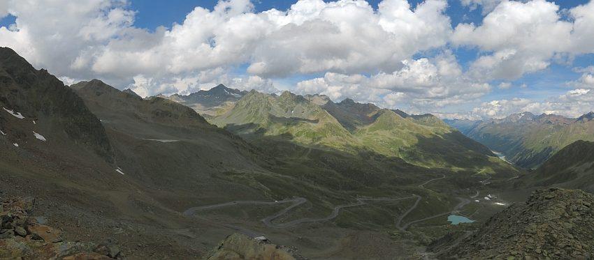 Kaunertal i Alpy Otztalskie
