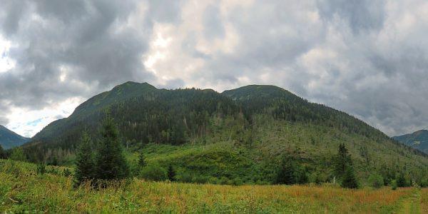Liptowskiego Kosiar - Dolina Cicha